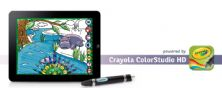 Griffin Crayola ColourStudio HD Stylus Pen for iPad / iPad 2 GC30002